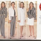 Butterick  Misses Pattern 4399 Size 12-14-16 Jacket Shirt Skirt Pants 1996 Ellen Tracy