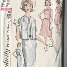 Simplcity Misses Pattern 4989 Size 18 1/2 Sundress with Jacket