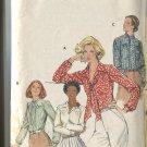 Butterick Misses Pattern 5524  Size 12 Blouses