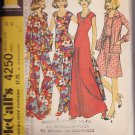 McCalls 4250 Size 20 Uncut Pattern Stretchable Knits Dress Pants Jacket Top