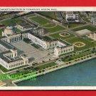Vintage postcard - MIT Mass Institute of Technology - Boston MA 954