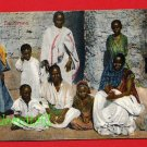 Vintage Postcard - Africa Arabs - Bacharins family photo 949