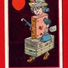 Vintage Postcard - Comic valentine - the old Bag 236