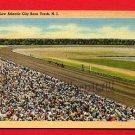 Vintage Postcard -  Atlantic City Racetrack New Jersey NJ 59