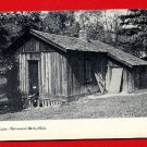 Vintage Postcard - Grant's Cabin photo - Fairmount Park - Philadelphia PA 682