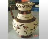 Myott Old Lusterware Pitcher Golden Art Deco