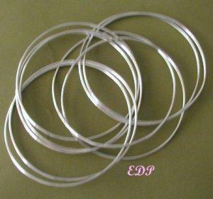 Sterling Puzzle Bangle Bracelet 9 Bracelets
