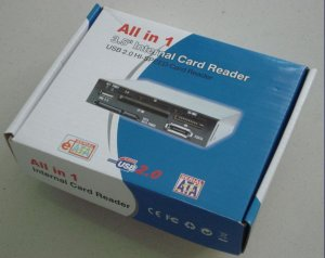 Multifunction 3.5'' Internal Card Reader