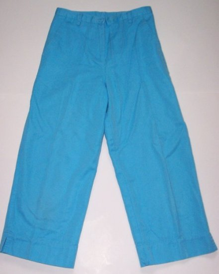 TALBOTS Cropped Pants/Capris Girls Sz. 12