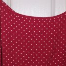 MY MICHELLE Red/White Polka Dot Dress/Sundress Girls 12