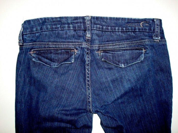 AMERICAN EAGLE Dark Wash Jeans Junior Sz. 2 Reg.