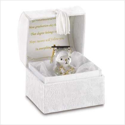 """Graduation Bear"" Treasure Box"