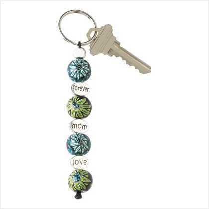 Forever Mom Keychain