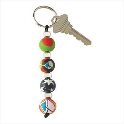 Martini Keychain