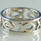 Fish Band Ring