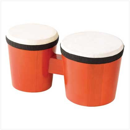Woodstock Bongo Drum Set