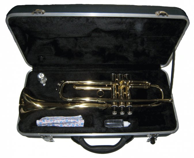 Beautiful NEW Bb Trumpet