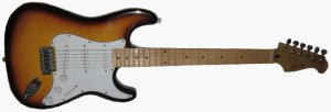 Beautiful NEW Electric Guitar - Similar to Fender ST