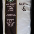 *1 Pkg 2 Briefs NORTHERN FRONTIER XL NWT Hard To Find CA