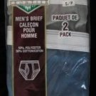 *1 Pkg 2 Briefs  NORTHERN FRONTIER S NWT Hard To Find CA