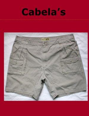 Men's Cabela's 7 Pocket Hiker Shorts Size 45