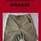 Men's MOUNTAIN KHAKIS AUS 5 Pocket Utility Shorts Size 32