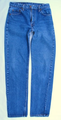 Hige Mens Levi 505XX Red Tab Zip Fly Classic Fit  Jeans 29 x 33 Canada