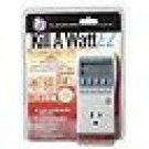 P3 International  UPDATED P4460 Kill A Watt EZ Electricity Usage Monitor
