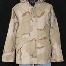 US Military ECWCS Parka-Desert Camo Small Regular Tennier Industries