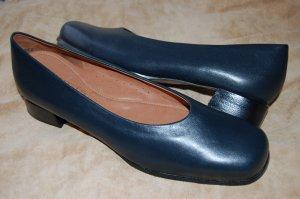 New Kumfs Blue Heels Womens Shoes 13 N