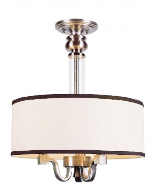 Pendant Light Brushed Nickel - Indoor & Outdoor Lighting - Compare