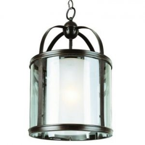 Trans Globe Oil Rubbed Bronze Foyer Pendant Light 6944ROB