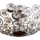 Trans Globe Modern Crystal Ceiling Light MDN-550