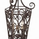 Trans Globe Dark Bronze and Gold Foyer Pendant Light 2287DBG