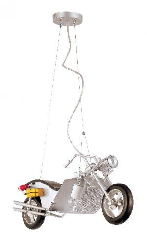 Trans Globe Motorcycle Adjustable Pendant Light KDL-845