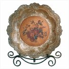 Vintage Decorative Plate - D