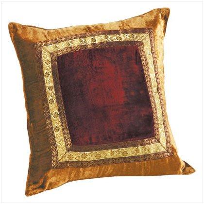 Square Velvet Pillow