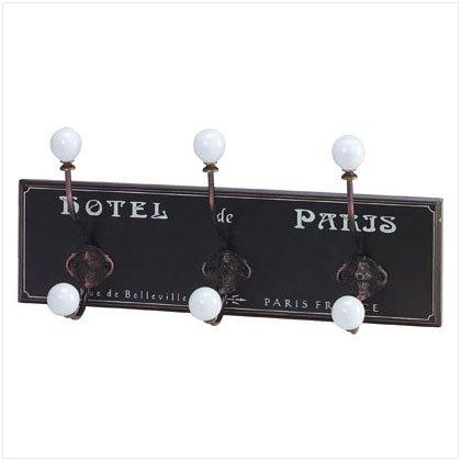 Hotel de Paris Wall Hanger - D