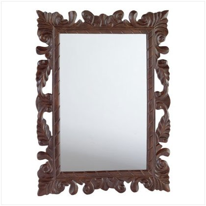 Dramatic Wall Mirror - D