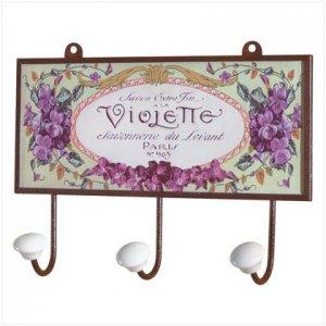 Victorian Inspired Towel Hanger - D