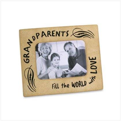 Grandparents Are Love Photo Frame - D