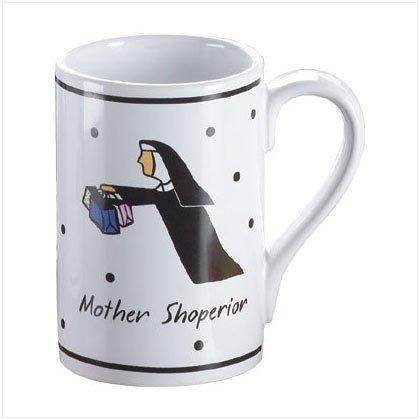 Mother Shoperior Mug - D