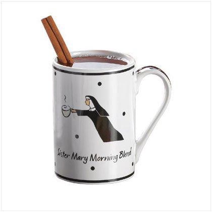 Sister Mary Morning Blend Mug - D