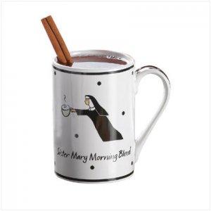 Sister Mary Morning Blend Mug - D
