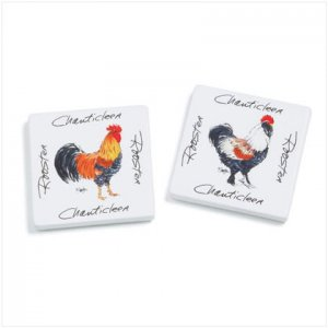 Rooster Magnets - D