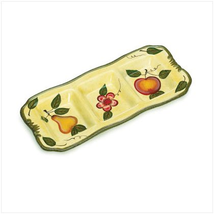 Garden Fruit Relish Tray - D