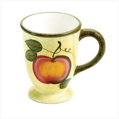 Tall Garden Fruit Mug - D