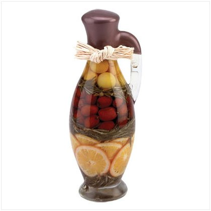Decorative Citrus Pitcher - D