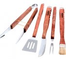 Barbeque Utensil Set - D