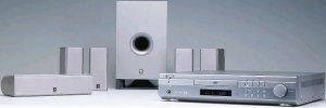 Yamaha DVX S60 Home Theater System 5.1 channel